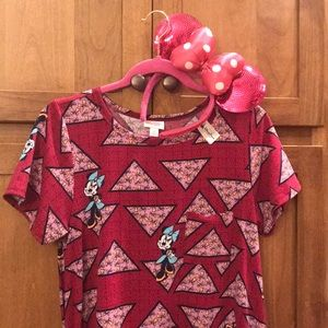 LULAROEDISNEY CARLEY DRESS